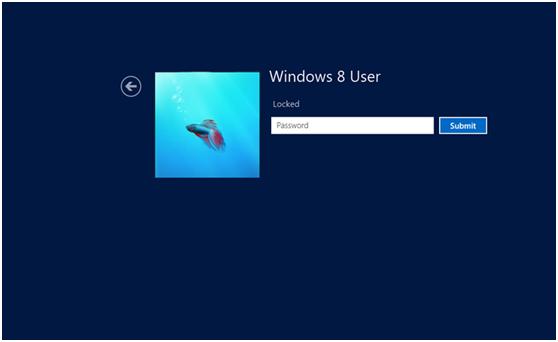 Windows8パスワード忘れた