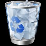 ゴミ箱復元