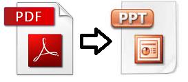 PDF PPT 変換