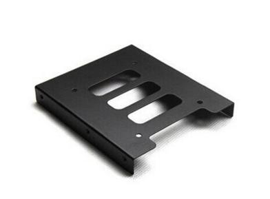 2.5インチHDD/SSD用→3.5インチサイズ変換ブラケット