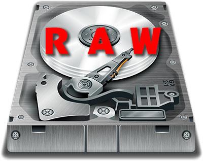 【Windows10/8/7】突然RAWになったHDDを診断・復旧・修復するツール
