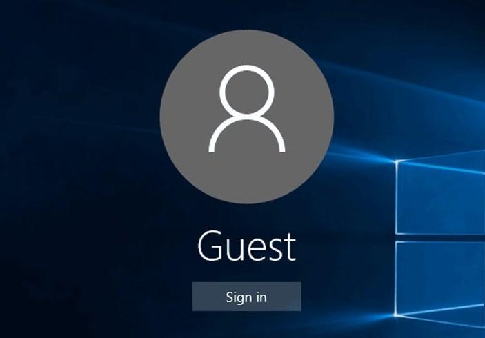 Windows10でguestアカウントを有効化する方法3つ