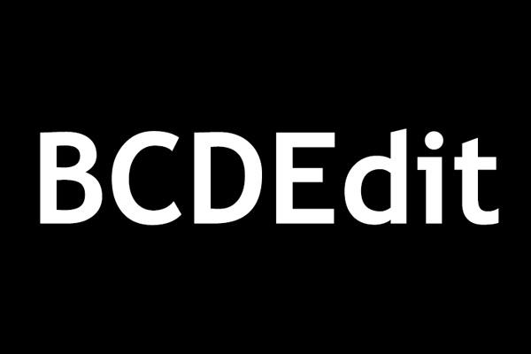 BCDEdit