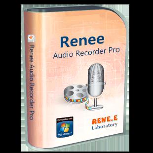初心者向けな音声録音ソフトRenee Audio Recorder Pro