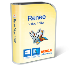 Renee Video Editor (Windows/Mac版)