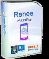 iPhoneロック解除ソフトRenee iPassFix