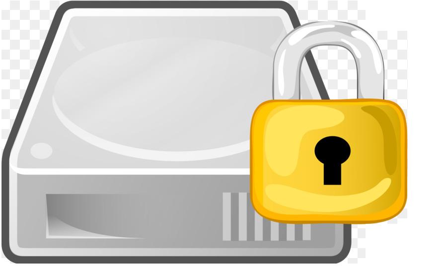 外付けHDDにパスワード