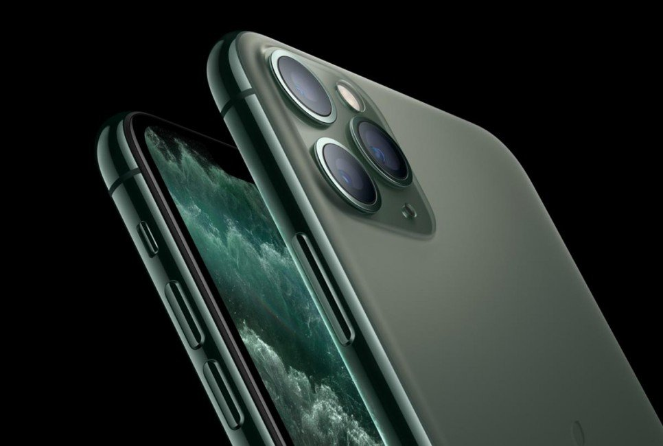 iPhone 11、iPhone 11 Pro、iPhone 11 Pro Maxのサイズ