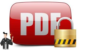 PDFにパスワードをかける